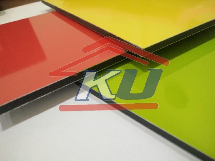Jual Aluminium Composite panel (ACP) Banyak Pilihan Warna