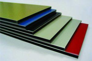 Seven Aluminium Composite Acp Ready Stock