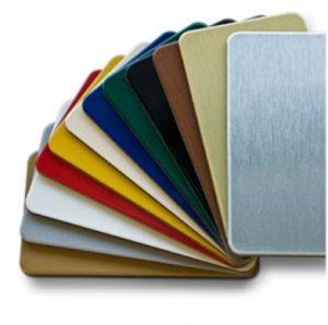 Harga Aluminium Composite Panel Merek Seven