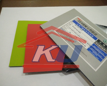 Aluminium Panel Seven Interior Tebal Coating 0,2 mm