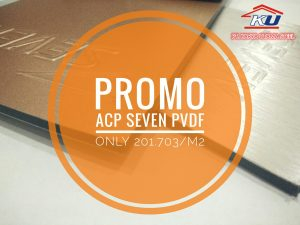 JUAL ACP SEVEN UNTUK EKSTERIOR UKURAN 1,22X2,44 READY STOCK