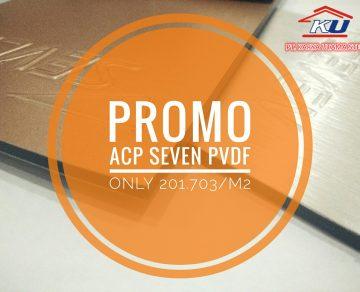 Sale stok ACP Seven Bulan Juni