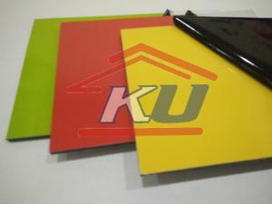 Ketebalan Standard Aluminium Composite Panel ex Seven Murah Alloy 3003